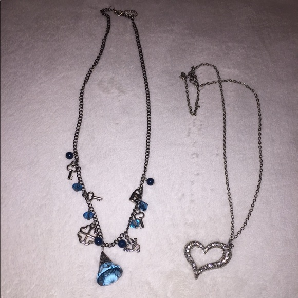 🌟 Bundle of two long necklaces